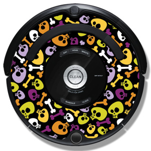 iDress Colorful Mamba - iRobot Roomba 500/600