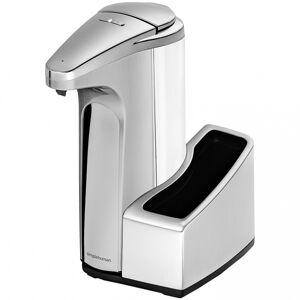 Simplehuman 384ml - matný nikel - Bezdotykový dávkovač mydla