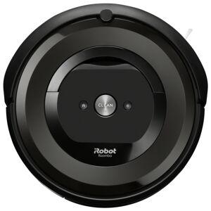 iRobot Roomba e5 (5158) black WiFi - Robotický vysávač