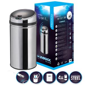 HiMAXX Premium 30L - Bezdotykový kôš